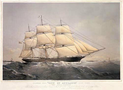 City of Adelaide Clipper