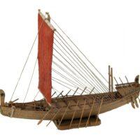 Egyptian Ship - Amati Model Ship Kit