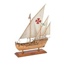 Nina Caravel - Amati Model Ship Kit