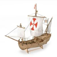 Pinta Caravel - Amati Model Ship Kit