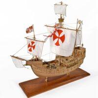 Santa Maria Caravel - Amati Model Ship Kit