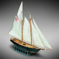 America - Mini Mamoli - Childrens Model Ship Kit