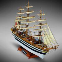 Amerigo Vespucci - Mini Mamoli - Childrens Model Ship Kit