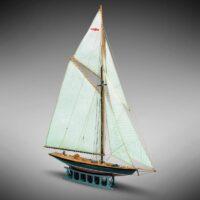Brittania - Mini Mamoli - Childrens Model Ship Kit