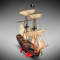 Captain Morgan - Mini Mamoli - Childrens Model Ship Kit