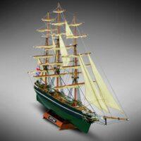 Cutty Sark - Mini Mamoli - Childrens Model Ship Kit