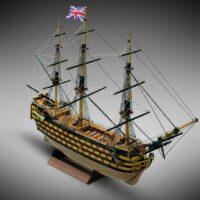 HMS Victory - Mini Mamoli - Childrens Model Ship Kit