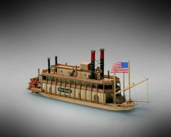 Mississippi - Mini Mamoli - Childrens Model Ship Kit