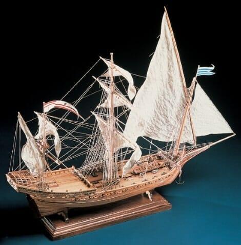 Misticque - Corel Model Ship Kit