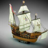 Santa Maria 1492 - Columbus Flagship - Mamoli Model Ship Kit
