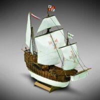 Santa Maria - Mini Mamoli - Childrens Model Ship Kit