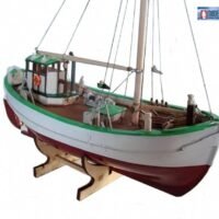 Svea Fishing Boat - Nordic Class Boats - Modelers Central