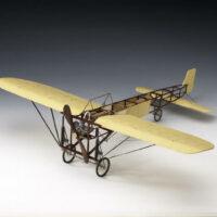 Bleriot Plane Wooden Model Kit by Amati