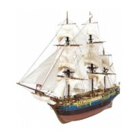Bounty with Cutaway Hull - Occre Model Ship Kit