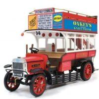 Dennus Bus B by Occre Model Kits
