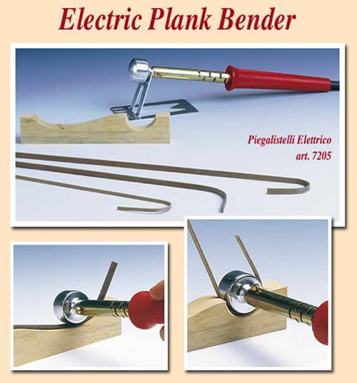 Electric Plank Bender Modeling Tool by Amati