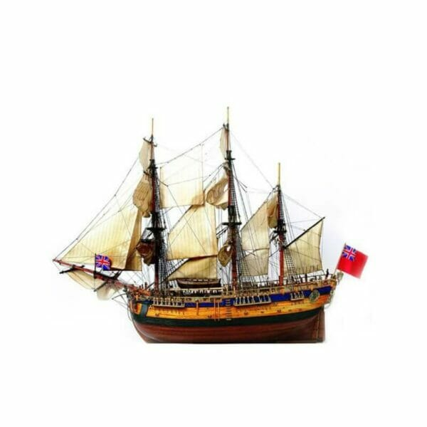 HMS Endeavour - Occre Model Ship Kit