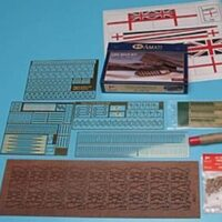 HMS Fly Upgrade Set by Victory Models