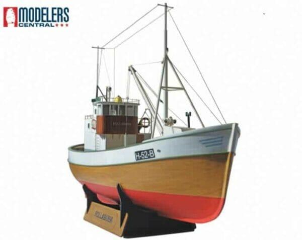 Follabuen Model Boat Kit by Nordic Class Models