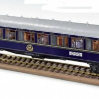 Orient Express Sleeping Car Model Train Kit by Amati