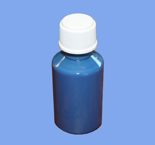 Blue Modeling Paint