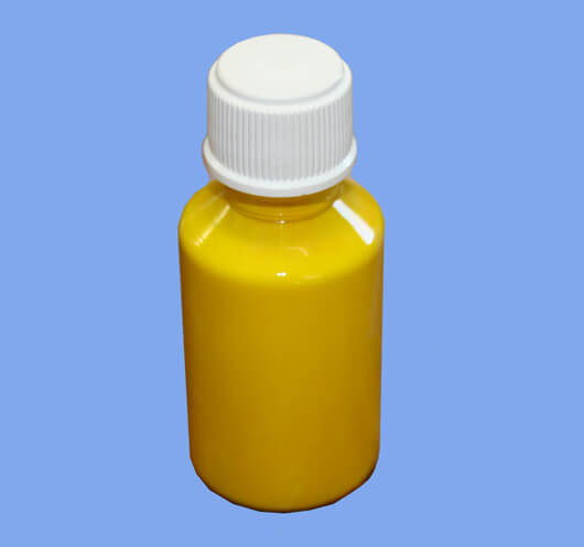Yellow Modeling Paint