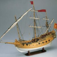 Pollacca Model Ship Kit by Amati