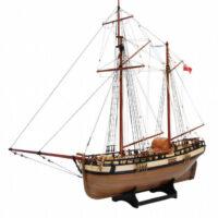 Mary Byrne Model Ship Kit by Modellers Shipyard