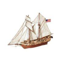Albatros Schooner - Occre Model Ship Kit