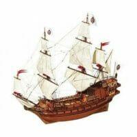 Apostol Felipe Spanish Galleon - Occre Model Ship Kit