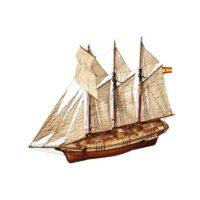 Cala Esmeralda Topsail Schooner 1916 - Occre Model Ship Kit