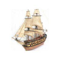 Nuestra Senora Del Pilar - Occre Model Ship Kit
