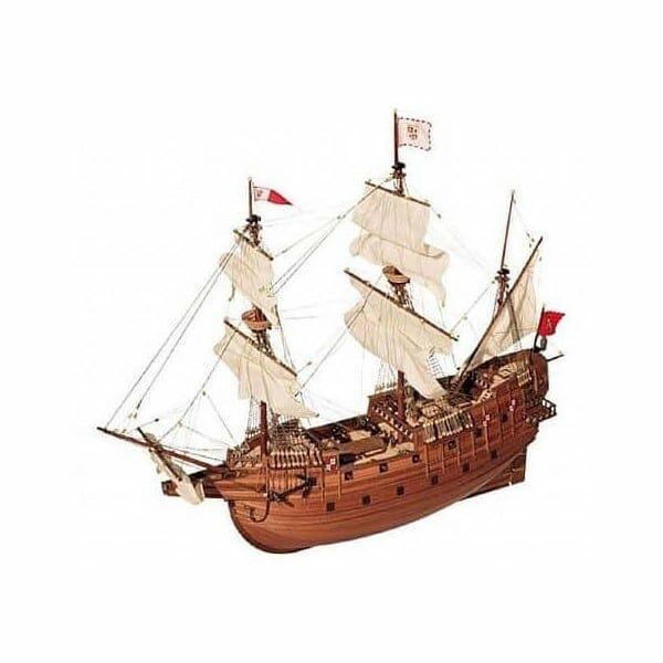 San Martin Spanish Galleon - Occre Model Ship Kit