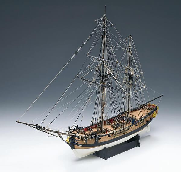 Granado Model Ship Kit by Victory Models