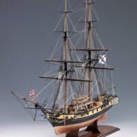 Mercury Russian Brig Model Ship Kit by Victory Models