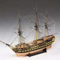 HMS Vanguard Model Ship Kit by Victory Models