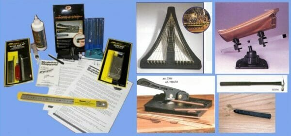 Model Ship Building Deluxe Tool Kit