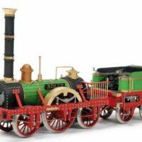 Adler Model Train Kit by Occre