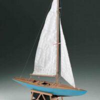 5.5m Yacht Model boat Kit by Corel