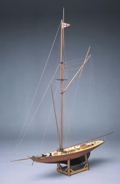 Britannia Yacht Model Ship Kit by Mantua