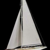 Columbia Model Yacht Kit by Amati