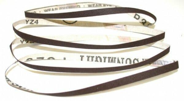 Contour Sander Belts by Amati