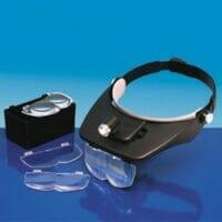 Headband Magnifer Modeling Tool