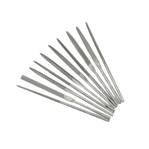 Needle File Set Modeling Tool