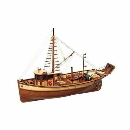 Palamos Fishing Boat - Occre Model Ship Kit