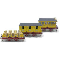 Adler Carriages Model Train Carriages by Occre Models