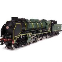 Pacific Locomotive Model Train Kit by Occre