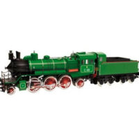 Russian Locomative Model Train Kit by Occre