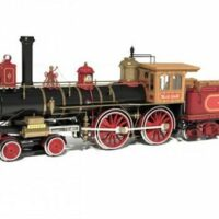 Rogers Locomotive Model Train Kit by Occre