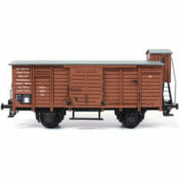 Wagon Model Train Kit Carraige by Occre